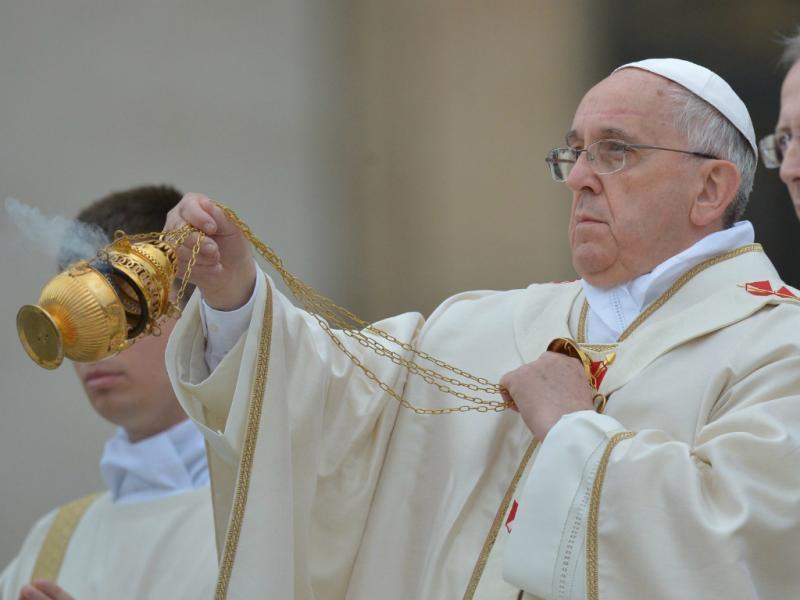 Canonização de João XXIII e João Paulo II (Lusa/EPA)