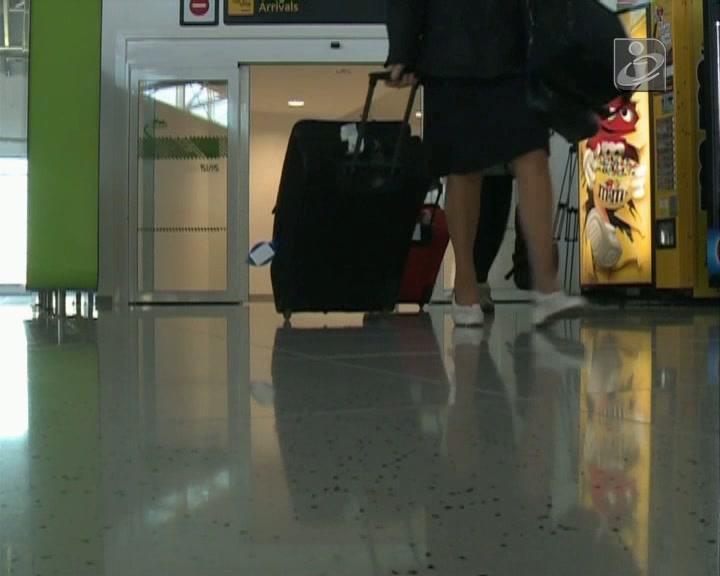 Aeroporto de Beja recebeu primeiros turistas vindos de França