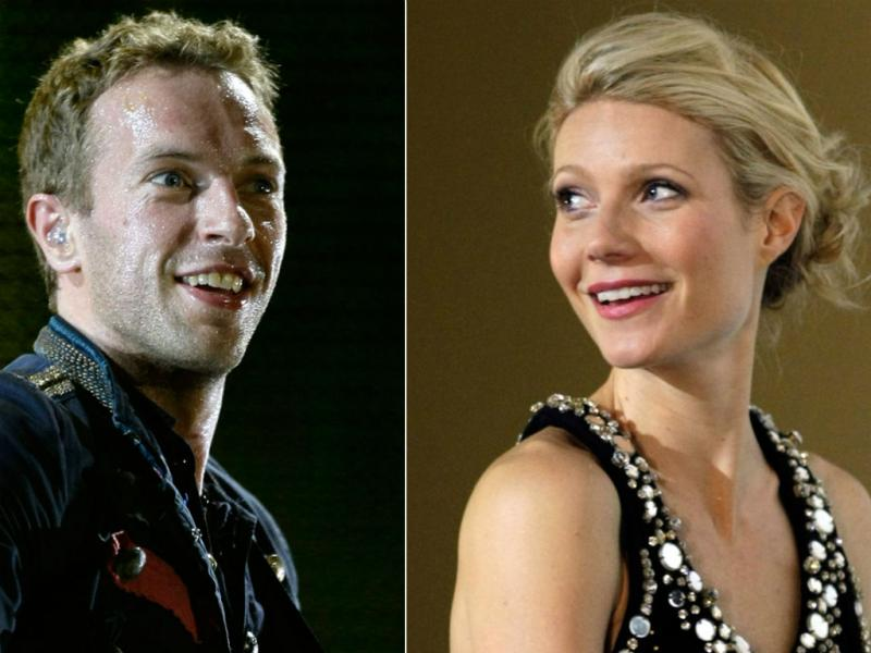 Chris Martin e Gwyneth Paltrow (REUTERS)