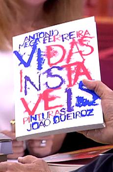Os livros de Marcelo Rebelo de Sousa «Vidas instáveis»