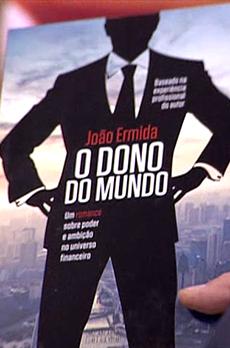Os livros de Marcelo Rebelo de Sousa «O Dono do mundo»