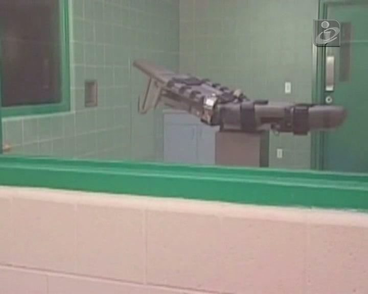 Veia de condenado «explode» em falha de injeção letal