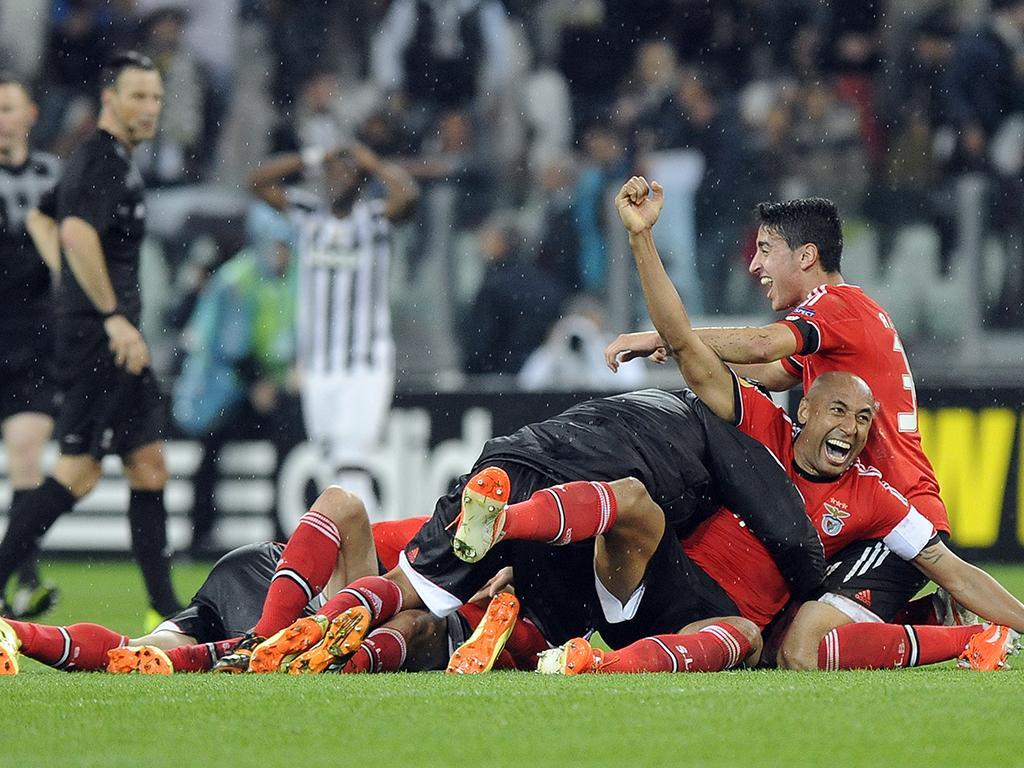 Festa do Benfica (Reuters)