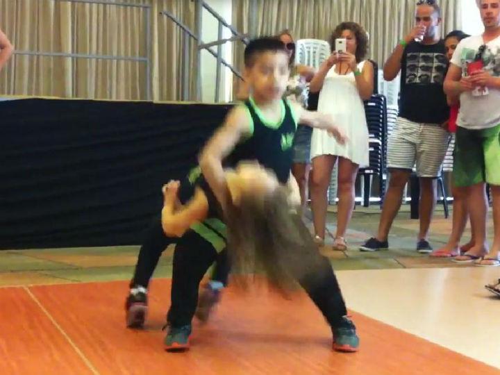 Estes miúdos dançam como poucos adultos conseguem