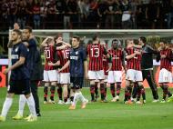 Ac Milan vs Inter de Milão (REUTER)