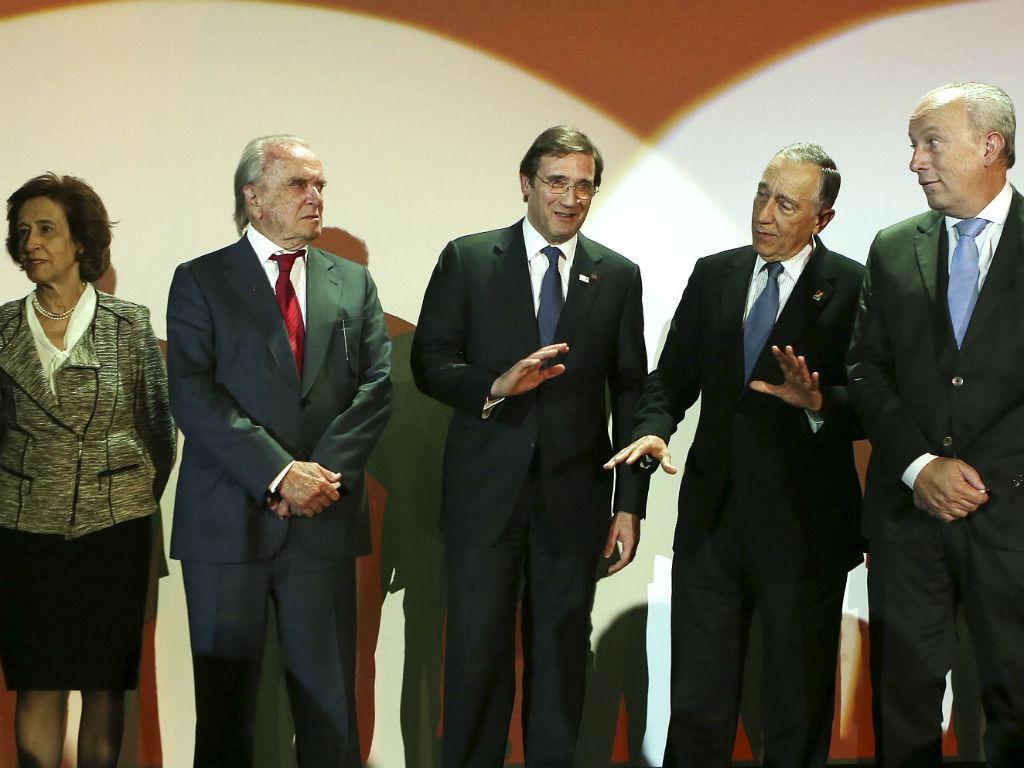 Os 40 anos do PSD (Estela Silva/Lusa)