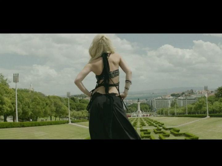 Shakira revela vídeo rodado em Lisboa