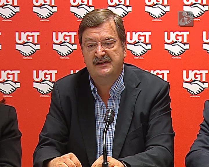 UGT lamenta estratégia pós-troika