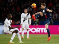 Paris Saint-Germain vs Rennes (LUSA)