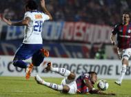 San Lorenzo vs Cruzeiro (Reuters)