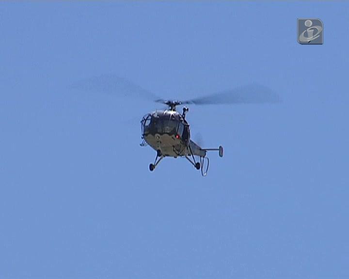 Maddie: helicóptero sobrevoou praia da Luz