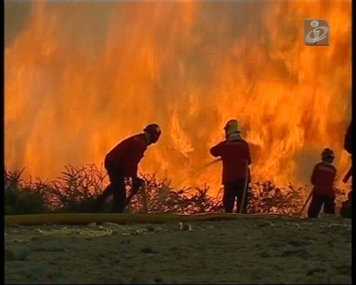 Grandes incêndios de 2013 custaram 34,2 milhões