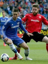 Cardiff City FC vs Chelsea FC (LUSA)