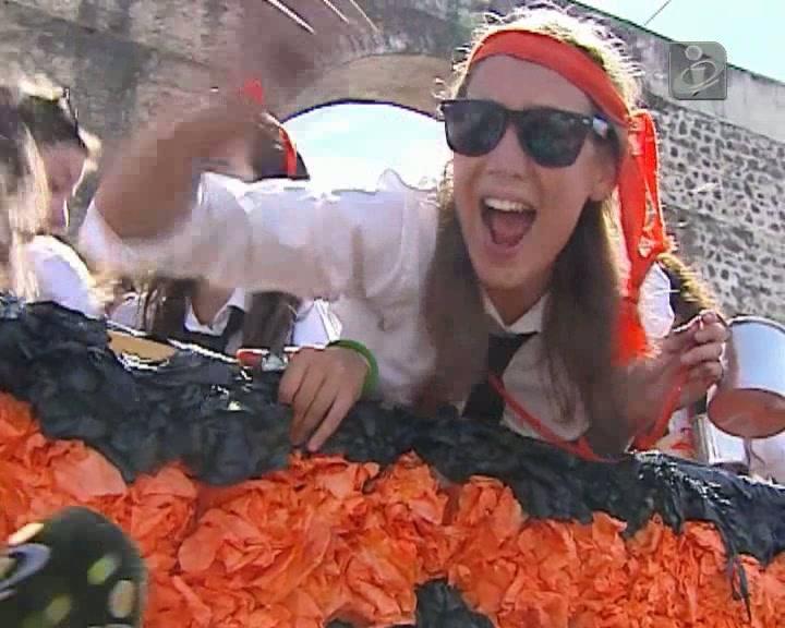 Cortejo dos estudantes fez parar Coimbra