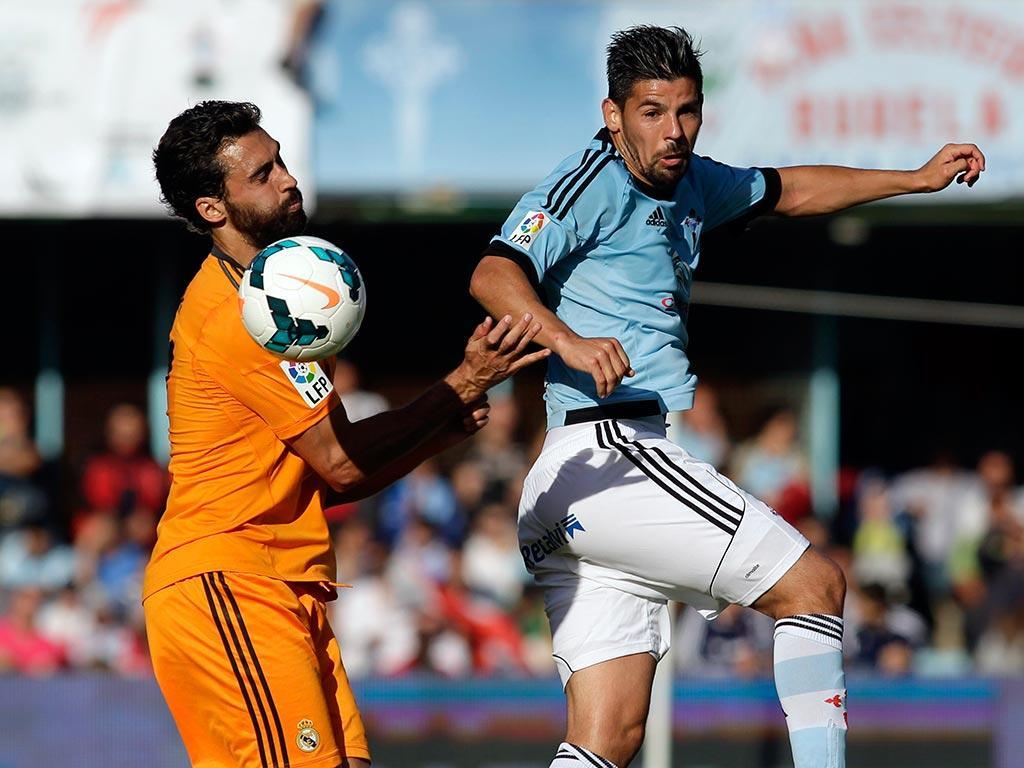 Celta Vigo vs Real Madrid (LUSA)