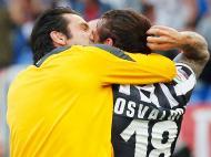AS Roma VS Juventus (REUTERS)