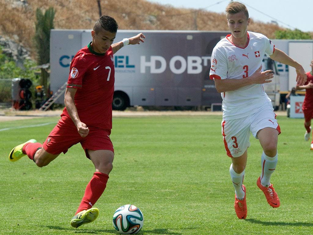 Portugal vence Suíça e está nas «meias» do Euro sub-17 (Lusa)