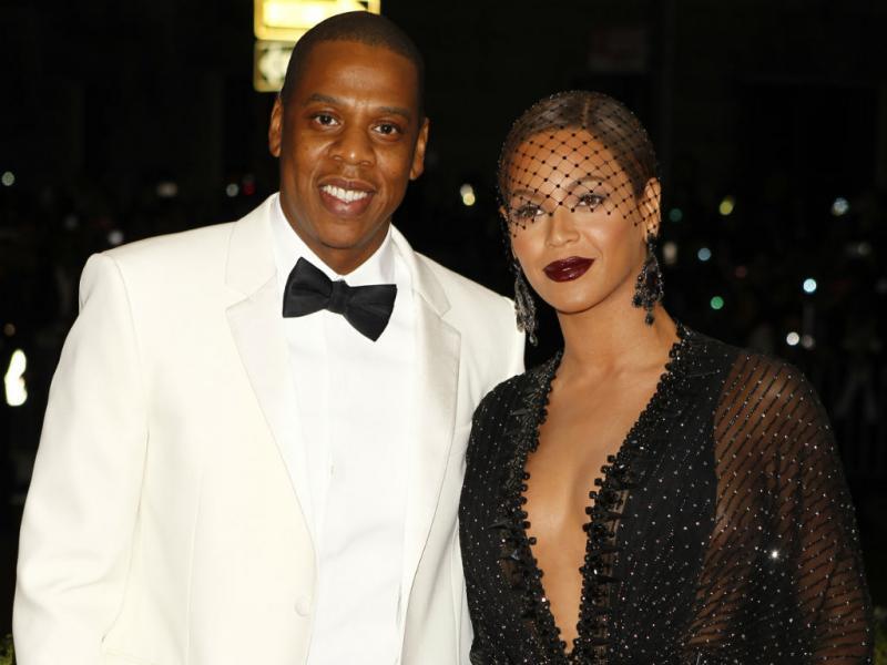 Jay Z e Beyoncé (REUTERS)