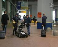 Benfica: mala suspeita em Turim