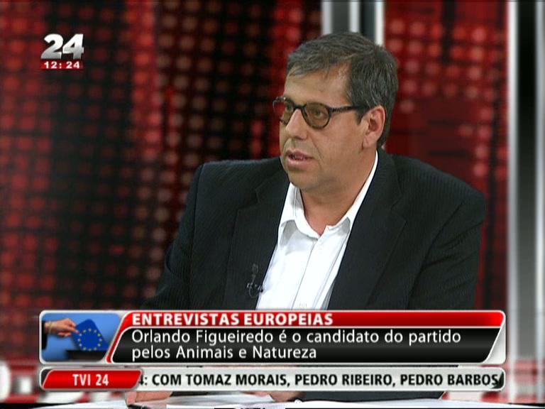 Entrevista Europeias: Orlando Figueiredo, PAN