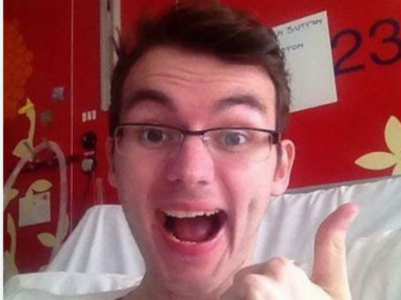Stephen Sutton (Facebook)