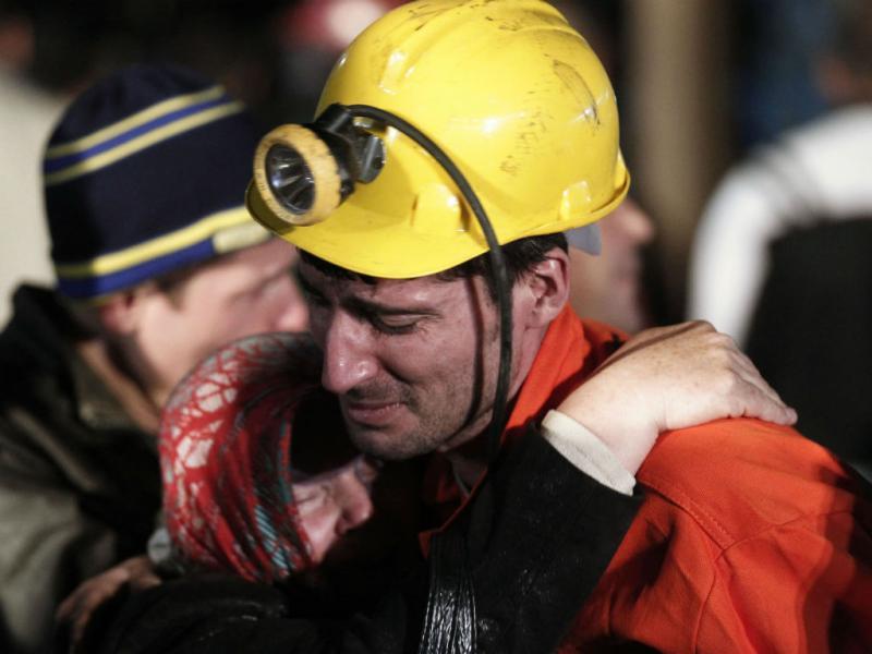 Tragédia na Turquia: números de mortos não pára de subir (REUTERS)