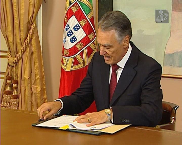Cavaco aprovou o aumento dos descontos para a ADSE