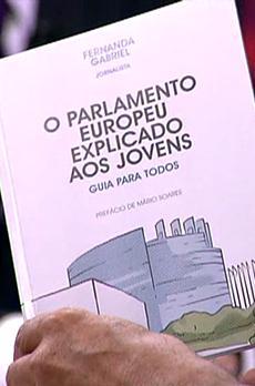Os livros de Marcelo Rebelo de Sousa: «Parlamento Europeu explicado aos jovens»