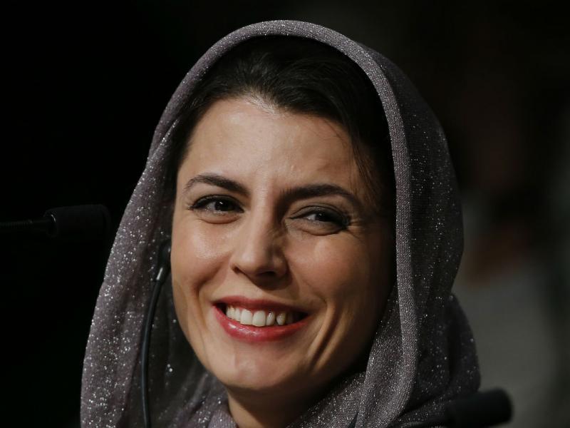 Leila Hatami (REUTERS)