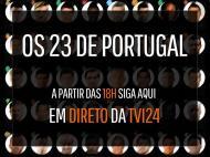 23 de Portugal em direto