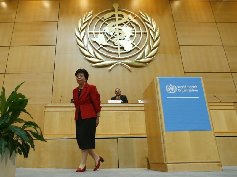 Margaret Chan (OMS) (FOTO: Reuters)