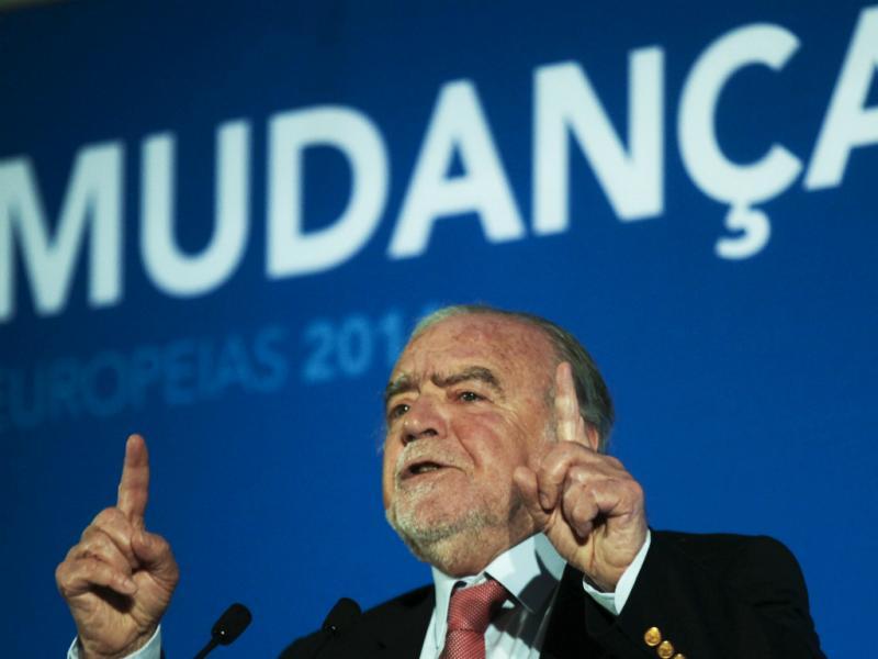 Manuel Alegre (Lusa)