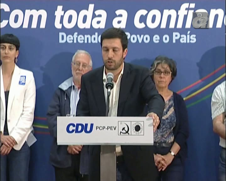 Cabeça-de-lista quer eleição de terceiro deputado nas europeias