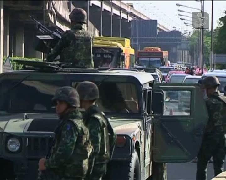 Tailândia: exército impõe a lei marcial e suspende liberdades
