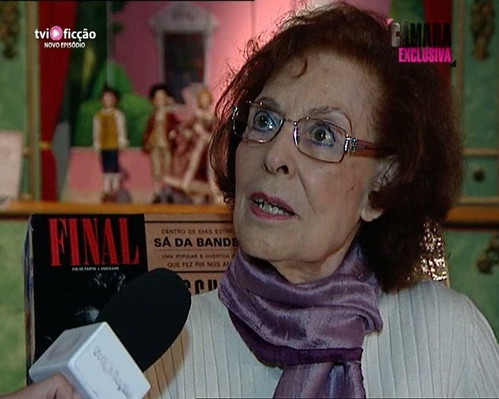 Câmara Exclusiva: entrevista com Carmen Dolores
