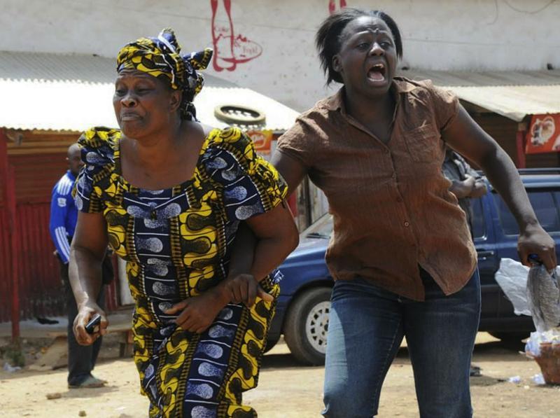 Nigéria: dezenas de mortos em duplo atentado em Jos (REUTERS/Stringer)