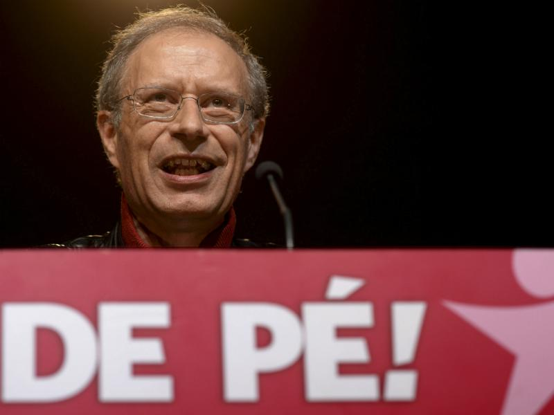 Francisco Louçã (Reuters)