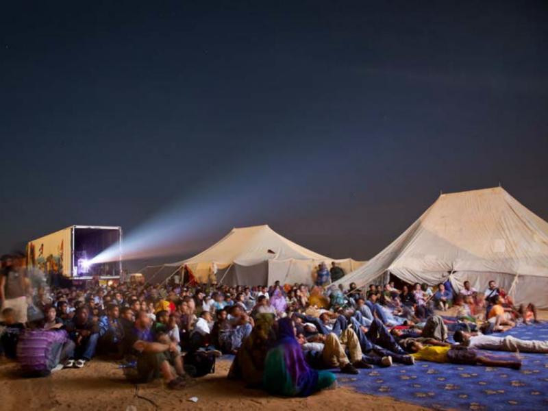 FiSahara, o festival de cinema mais remoto do mundo (Foto fisahara.es)