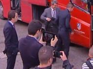 At. Madrid parte rumo ao Estádio da Luz