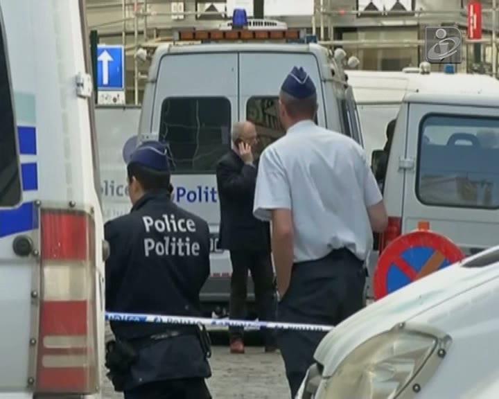 Homem armado mata três pessoas no Museu Judaico de Bruxelas
