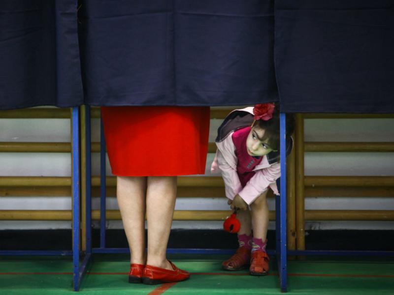 Eleições Europeias na Europa (LUSA