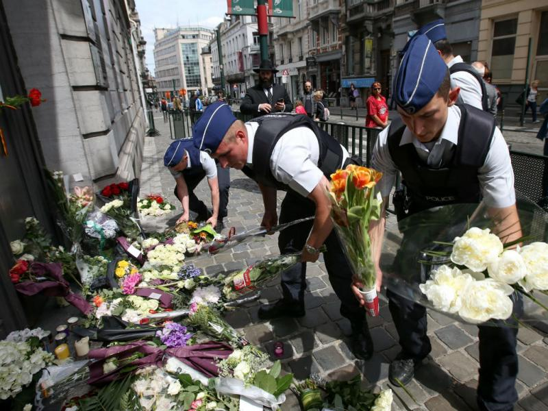 Ataque a museu judeu belga faz três mortos (LUSA)