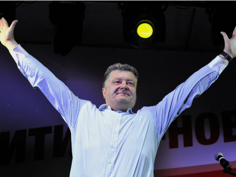 Petro Poroshenko [Reuters]
