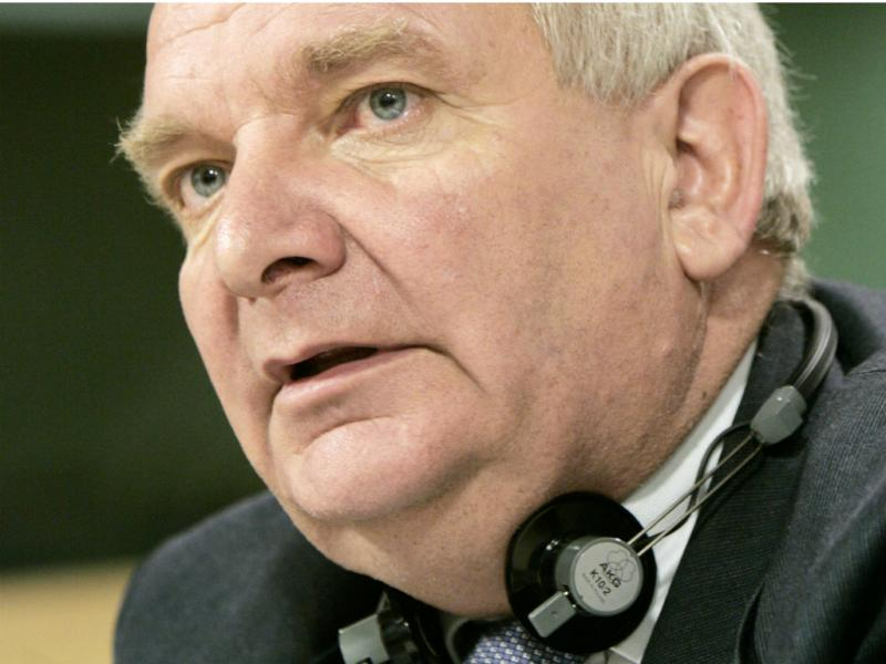 Joseph Daul [Reuters]