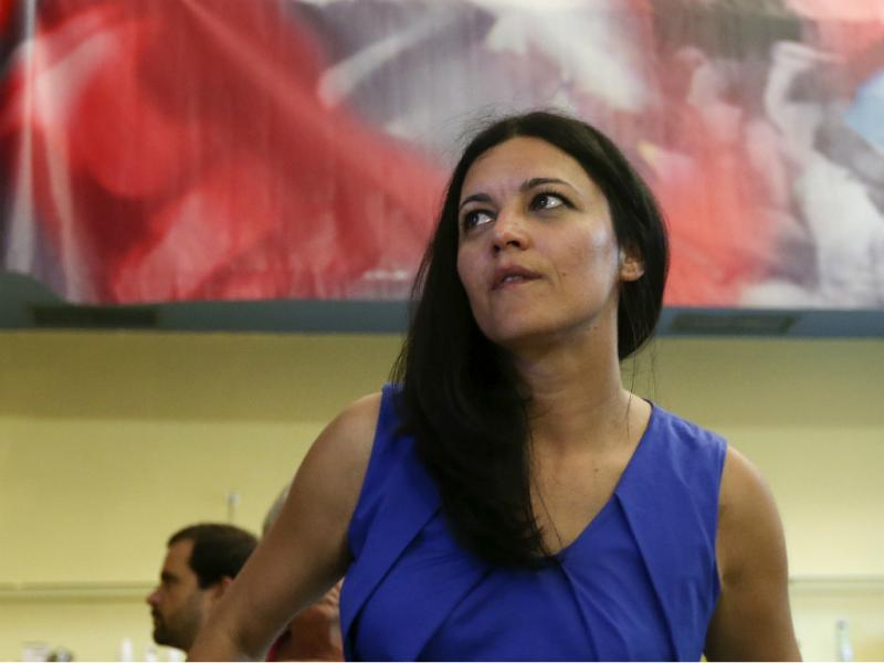 Marisa Matias [Lusa]