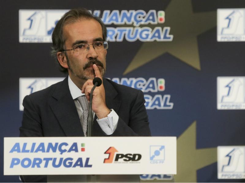 Paulo Rangel [Lusa]