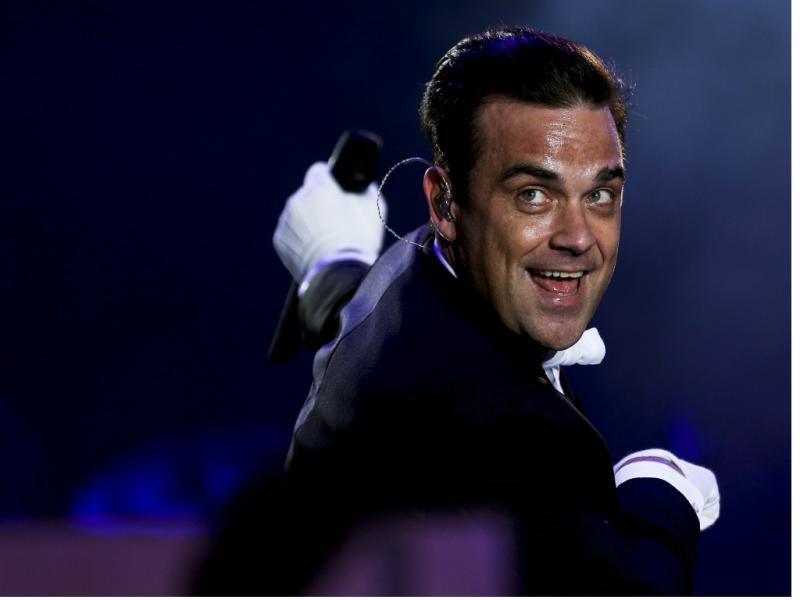 Robbie Williams - Rock in Rio 2014 [Lusa]