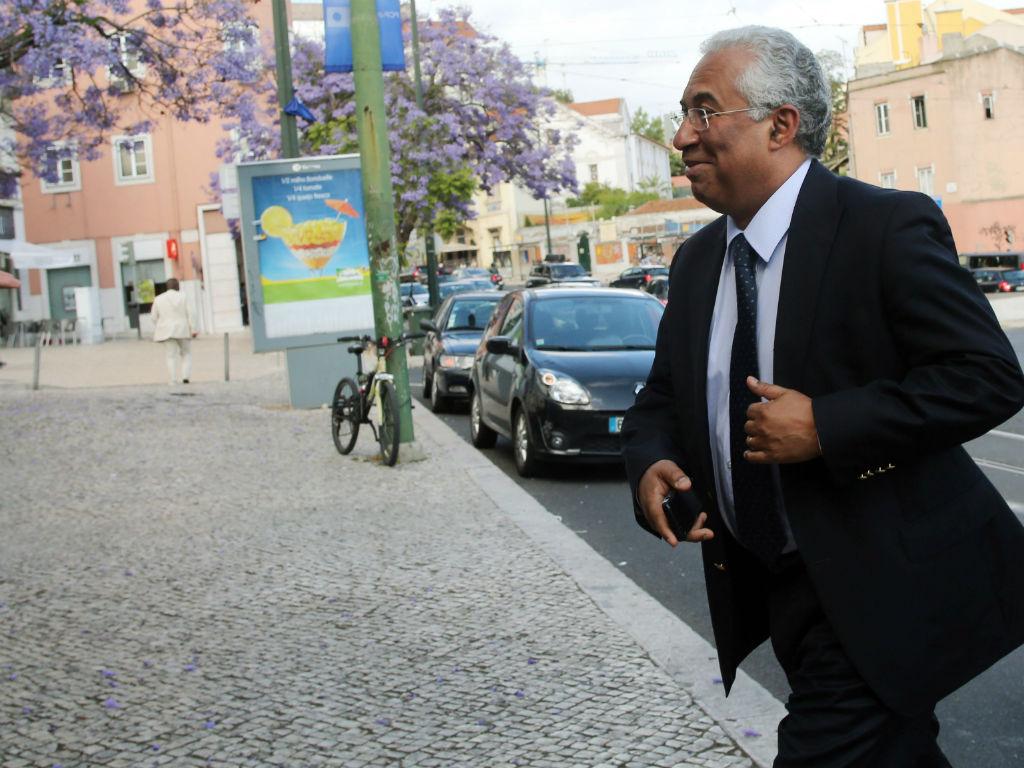 António Costa (Lusa/João Relvas)