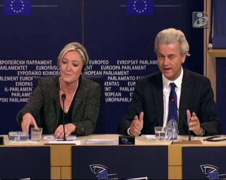 Le Pen i Farage