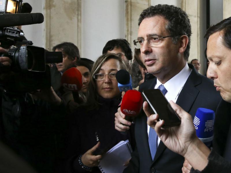 António José Seguro (Lusa/Paulo Novais)